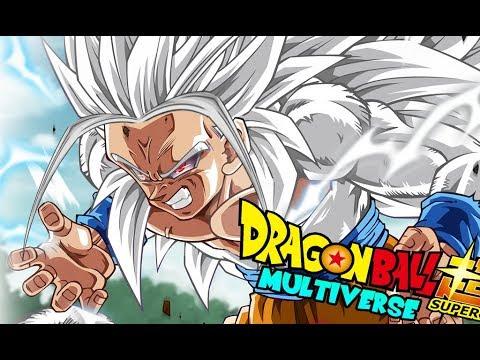 GOKU contro TURLES la POTENZA del SUPER SAIYAN 5 - DRAGON BALL SUPER MULTIVERSE #24