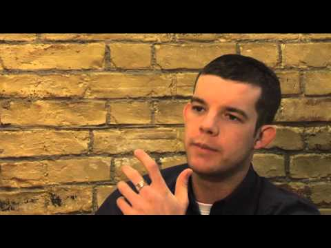 Russell Tovey Interview - Being Human Series 1 Behind The Scenes
