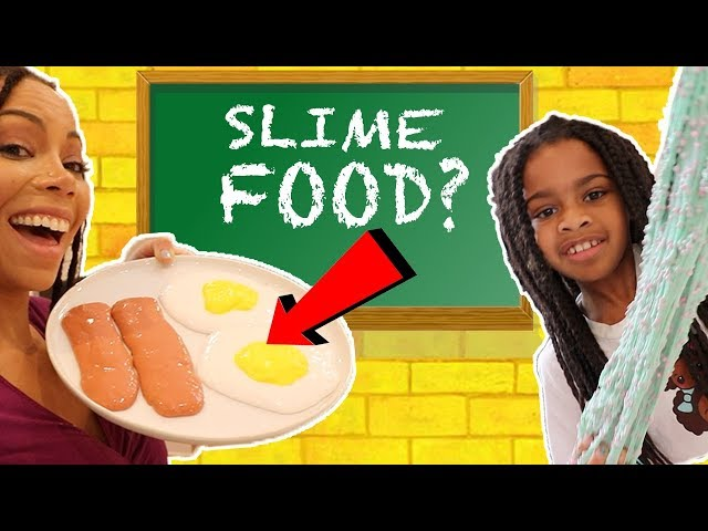 Late for Slime School Morning Routine -  New Toy School