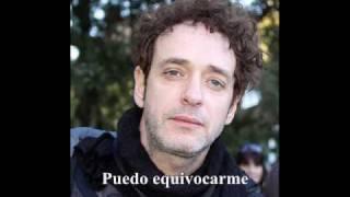 FUERZA NATURAL(con letra) - Gustavo Cerati