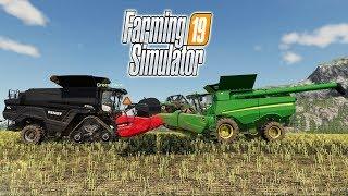 🚜ПОСЛЕДНИЙ ДЕНЬ ХРЯКОВ  Farming Simulator 19
