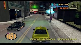 Grand Theft Auto III [GTA 3 ALL MISSIONS] (PS2 classic PSN/PS3) #97 LongPlay HD 60fps