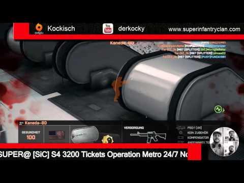 SUPER@ [SiC] S4 3200 Tickets Operation Metro 24/7 No XM25 Burst