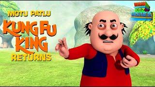Motu Patlu Full Movie | Motu Patlu Kung Fu King Returns | Wow Kidz