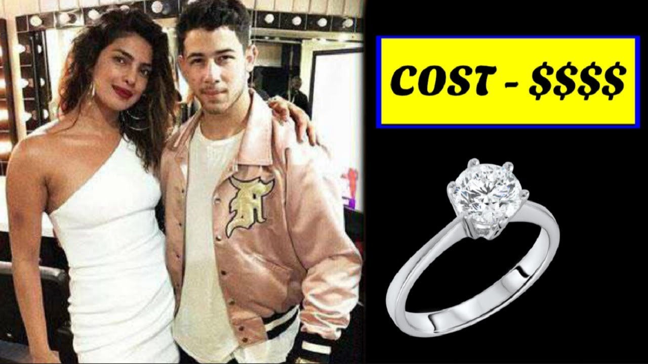 Priyanka Chopra Engagement Ring Cost Revealed Youtube