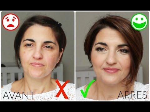 💄 Tutoriel maquillage pour femme mature 💄