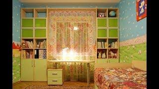 Лучшие Идеи для Вашего Дома Шкафы вокруг окна
