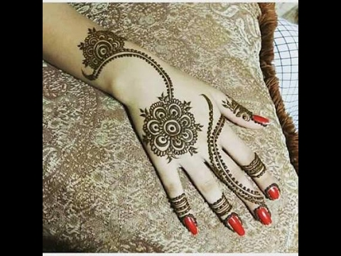 Mehndi Fingers Rating : Fingers mehndi designs for all functions youtube