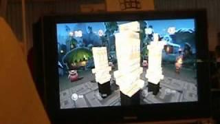 Boom Blox Wii Gameplay