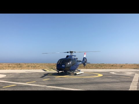 Entire MONACAIR Flight | First Class Helicopter Flight | Monaco to Nice