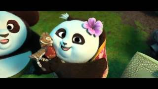 Kung Fu Panda 3 - 2016 Trailer Dublado HD