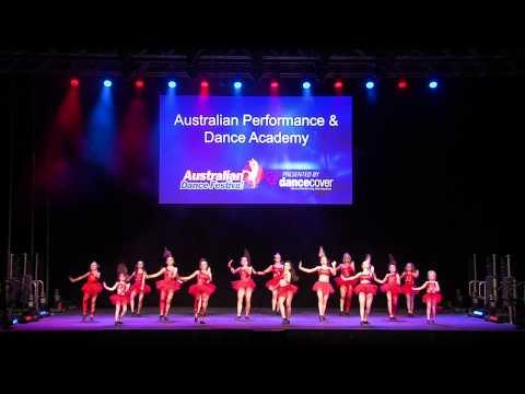 2015 Australian Dance Festival - Australian Performance And Dance Academy
