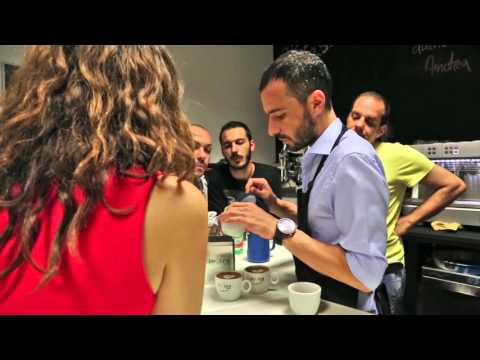CORSO BARISTA TOSTINI CAFFE' ANDREA MATARANGOLO