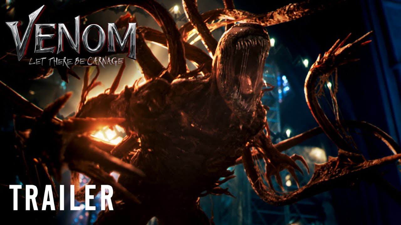Download VENOM: LET THERE BE CARNAGE - Trailer - Ab 22.10.21 im Kino!