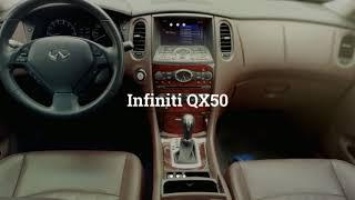 Infiniti QX50 review
