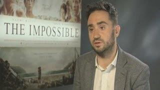 Juan Antonio Bayona Talks About The Impossible