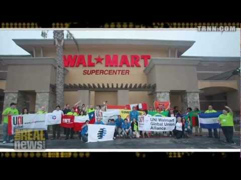 Wal-Mart Targeted Over Corruption and Labor Practices