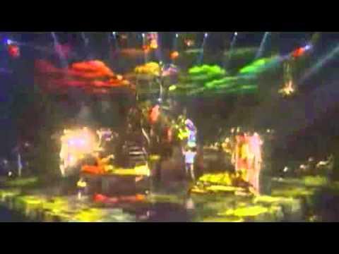haspop cirque du soleil the beatles LOVE i am the walrus