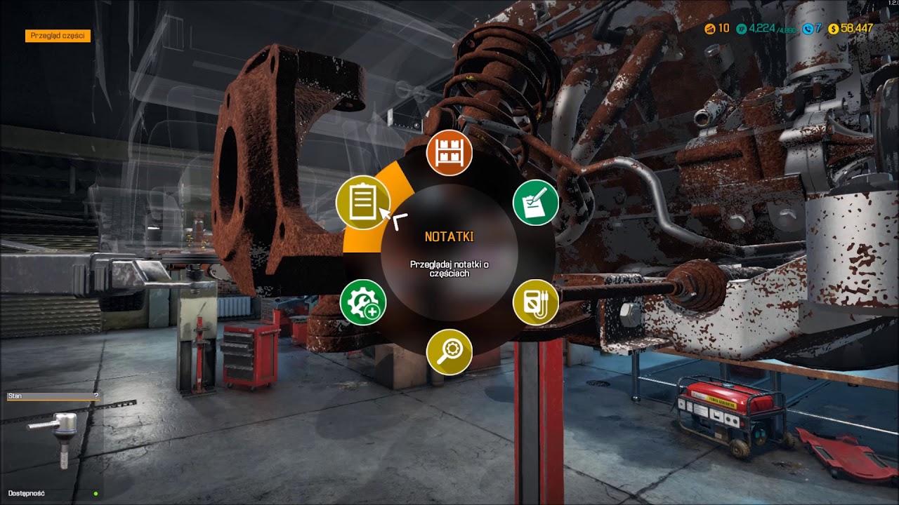 Car Mechanic Simulator 2018 Zlecenie Bolt Chapman Zlecenia Fabularne Part 1