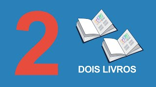 Ensinando os números em português para crianças - Número dois