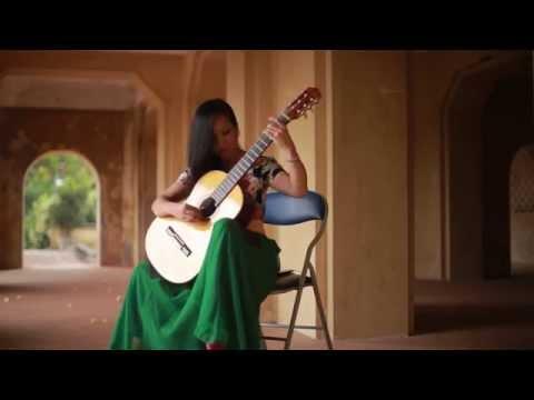 Thu Le - Fantasie Dramatique Op. 31 - Napoléon Coste [Acoustica Studio Music]