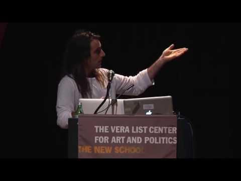 Public Art Fund Talk at The New School: Sam Falls