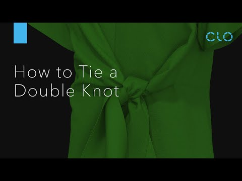 Download How to Tie a Double Knot in CLO Mp4 baru