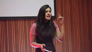Broken English: Every Indian Kid's Ordeal | Esha Manwani | TEDxHLCC