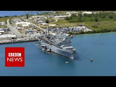 North Korea promises US territory of Guam strike plan in days - BBC News