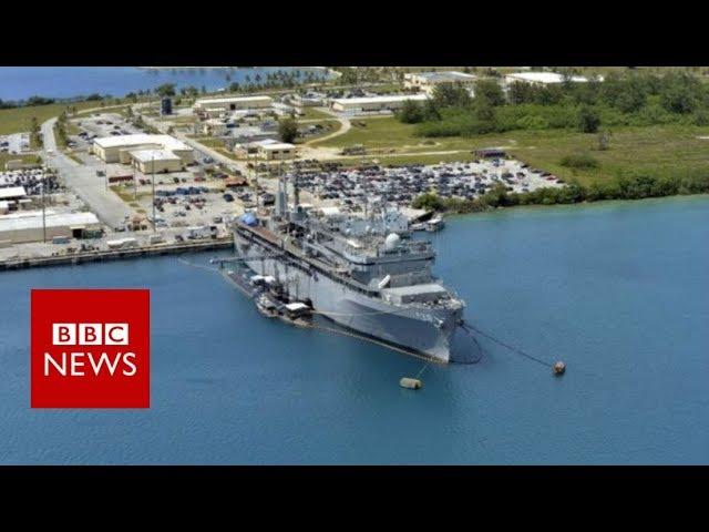 North Korea promises US territory of Guam strike plan in days - BBC News