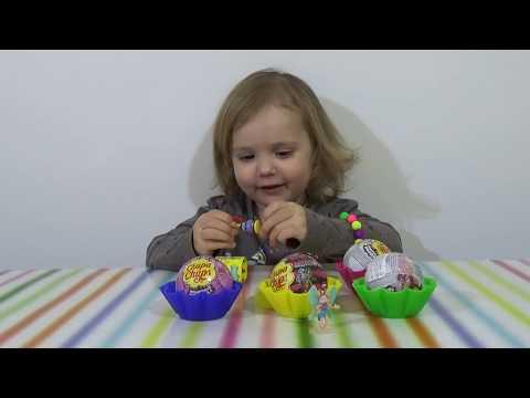 Чупа Чупс шары с сюрпризом обзор игрушек