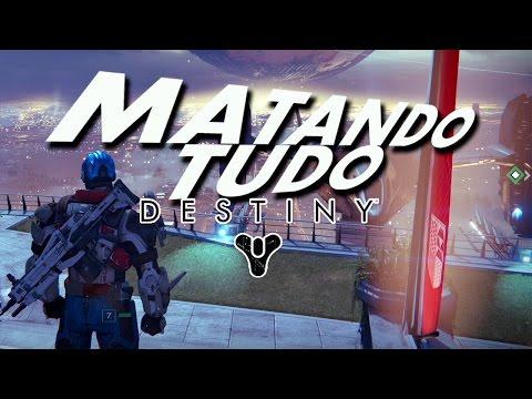 Destiny Matando Tudo! hoii PS4 Português PT BR