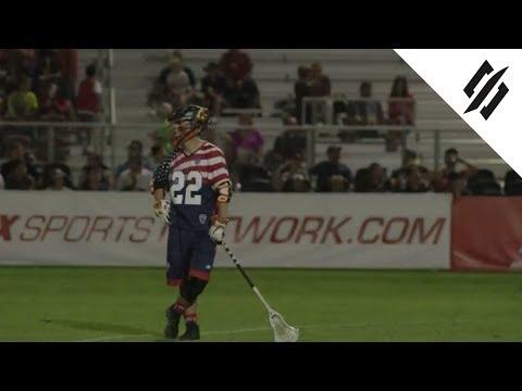Off-Hand Episode 4 | Kevin Rice, Atlanta Blaze | StringKing Lacrosse