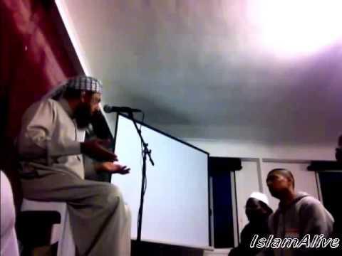 Maulana Imran Hosein 2011 - 2nd Retreat Halal Investing and the Arab Uprising RIBA