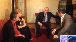 Vano Merabishvili visited a Gogladze family in Tbilisi