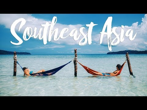 Backpacking Southeast Asia (Thailand, Vietnam, Cambodia, Laos) - Devon Gray
