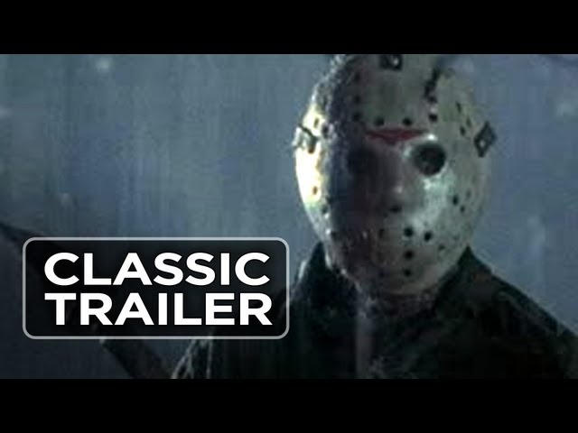 7. FRIDAY THE 13TH (1980)