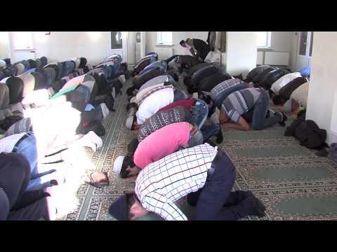 В мечети Солнечногорска отпраздновали Ураза-Байрам. 07.2014