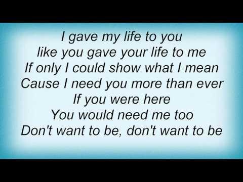 Lutricia Mcneal - Stranded Lyrics
