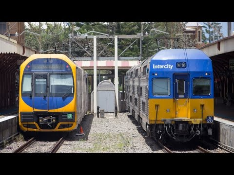 NSW Rail Vlog 11: Newcastle