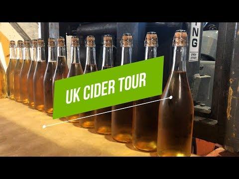 UK Cider Tour 2018