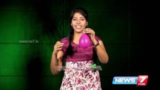 Learn Conduction via baloon experiments @ Apdina | Viyapootum Vingyanam