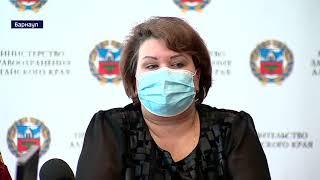 Фото В Алтайском крае дополнили постановление об обязательной вакцинации граждан