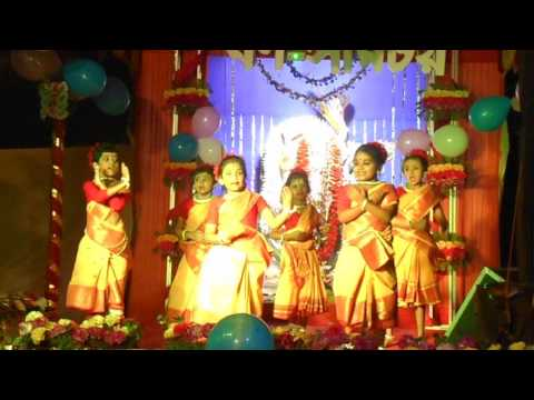 baro mase tero phool by NRITYANJALI DANCE CENTER (New Barrackpur)