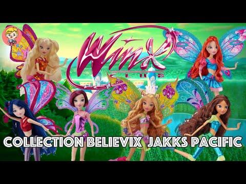 Review Winx Club - Believix Collection Jakks Pacific (FR)