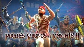 Pirates, Vikings and Knights II | Gameplay