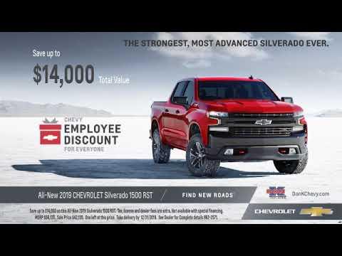 Don K Chevrolet Silverado December Youtube