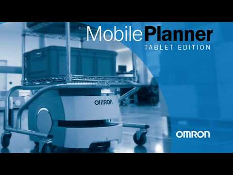 Omron Mobile Planner Tablet Edition - Intro