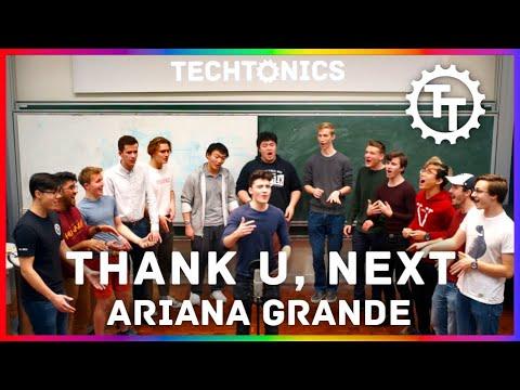 thank u, next (Ariana Grande) - The Techtonics (Live A Cappella) Mp3