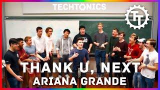 thank u, next (Ariana Grande) - Techtonics A Cappella Cover Video